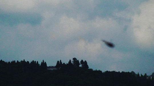 UFO (撮影 武良信行 神戸)