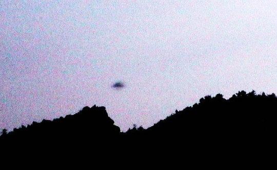 UFO 撮影 武良信行