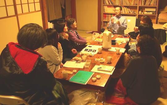 シンパシー スピリチュアル講座 2012-3-18 セーフティショップまなべ