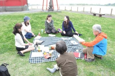 2012-04-29 宇宙連合コンタクトイベント