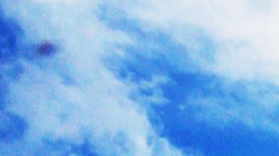 UFO 撮影 初谷隆広 2012-05-04 館林美術館