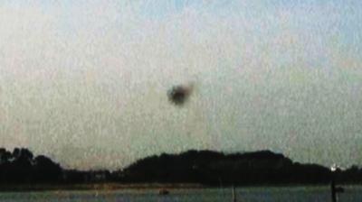 UFO 金環日食 2012-5-21