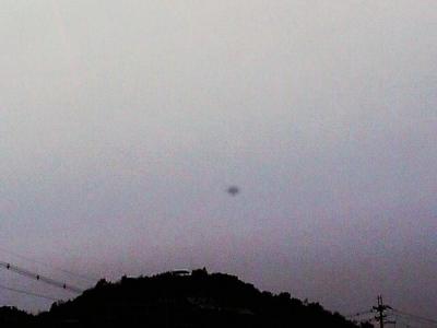 UFO 撮影 武良信行 2012-6-24