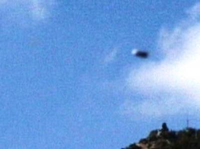 UFO 撮影 武良信行 2008-11-13