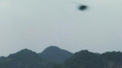 UFO 撮影 武良信行 2012-7-26