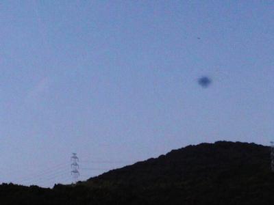 UFO 撮影 武良信行 2012-7-27