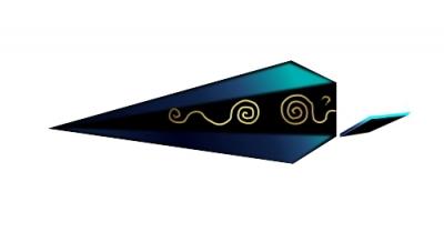 エササニ(バシャール)の宇宙船「パルミエ」