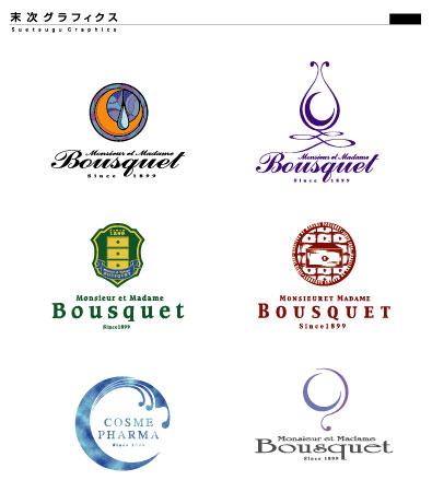 Logo mark for shop(ショップのためのロゴ・マーク