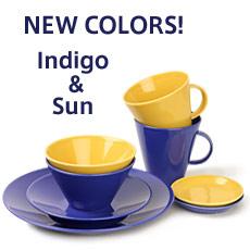 ARABIA / KoKo マグ350ml New Color! Indigo & Sun