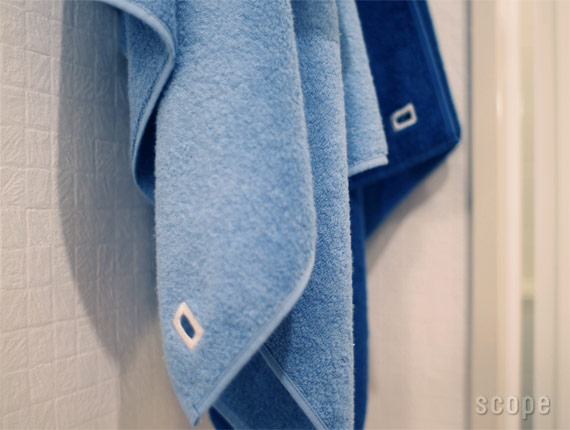 from scope apartment / house towel