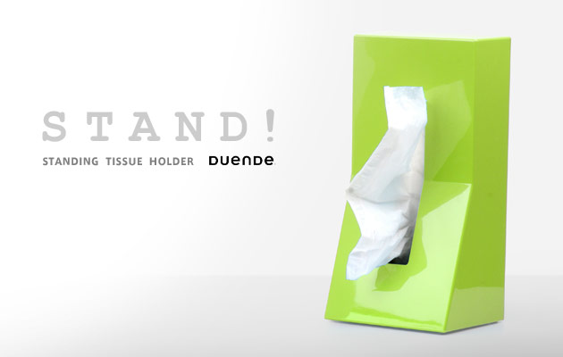 DUENDE / STAND!
