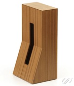 Tissue Case Stand!Woodチーク