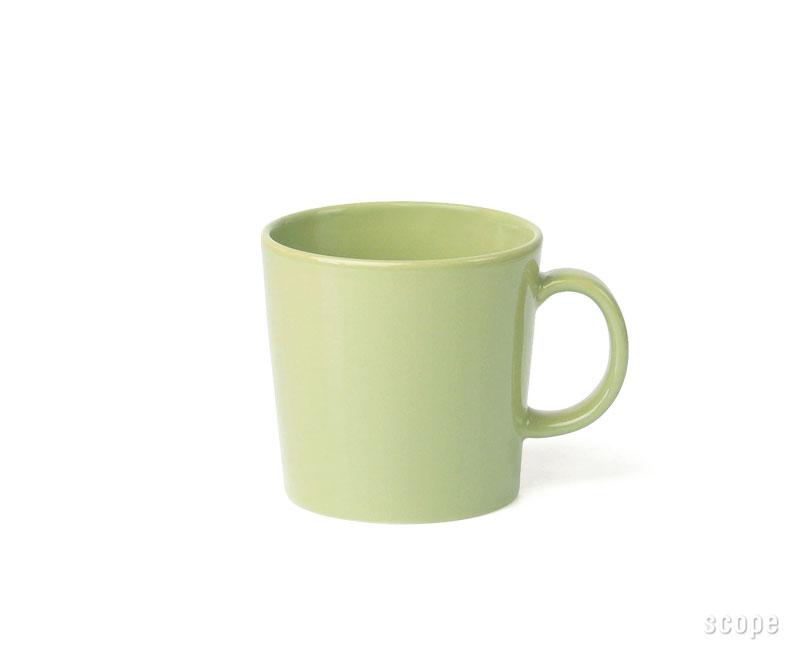 Teema マグ400ml Celadon Green