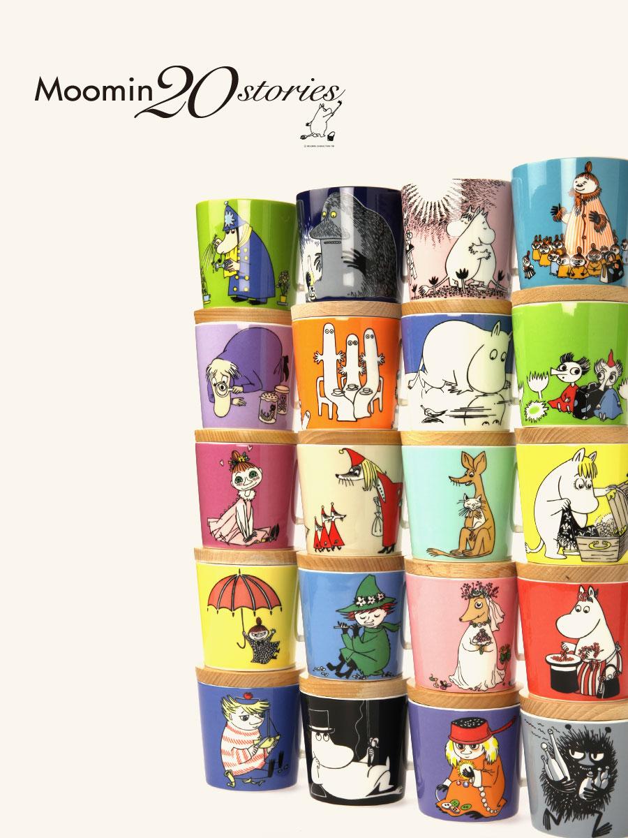 Arabia / Moomin マグ 20の物語