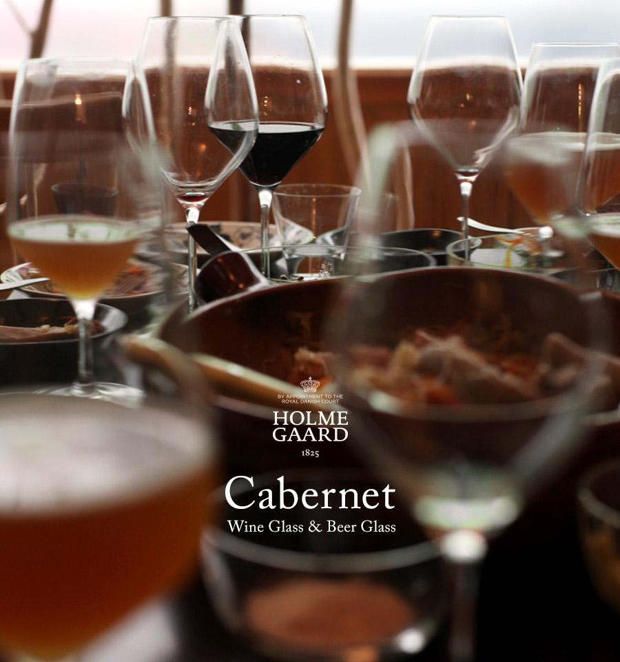 Holmegaard / Cabernet