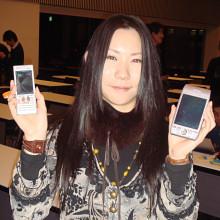 永山さんは生粋のZERO3ユーザー♪