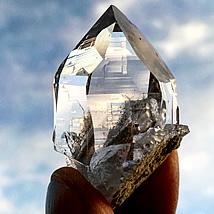 ガネーシュヒマール産ヒマラヤ水晶 ヒマラヤンジェムス、ネパール