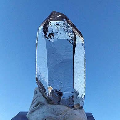 ヒマラヤ水晶 ガネーシュヒマール産 ヒマラヤンジェムス、ネパール