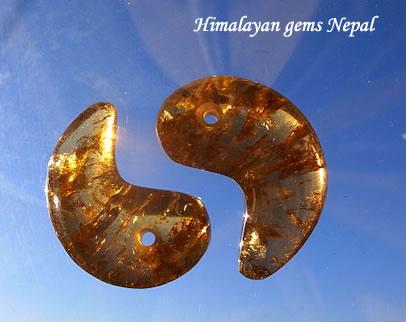 ゴールデントルマリン ネパール