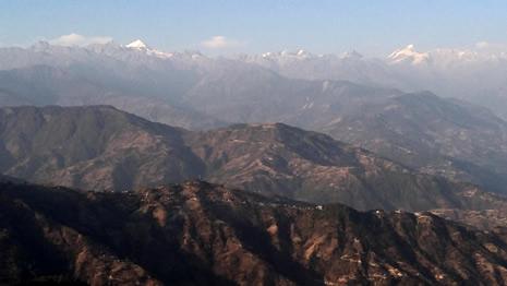 ナガルコット ネパール