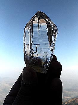 ティプリン ガネーシュヒマール産 ヒマラヤ水晶