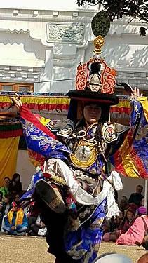 チベタンモネストリー