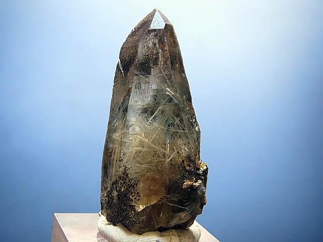 緑泥 ゴルカ産 ヒマラヤ水晶