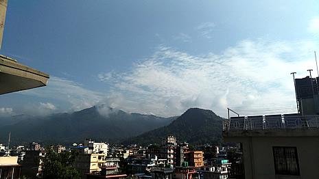 ネパール、ポカラ