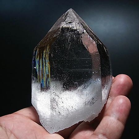 ネパール ガネーシュヒマール産 ヒマラヤ水晶 テンプルストゥーパ