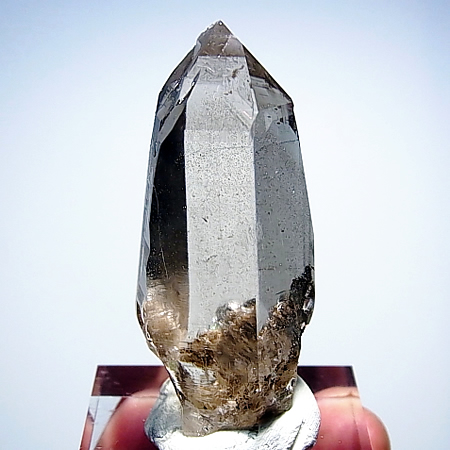 ネパール ガネーシュヒマール産 ヒマラヤ水晶 スモーキーファントム