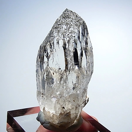 ネパール ガネーシュヒマール産 ヒマラヤ水晶 パーフェクトセルフヒールド