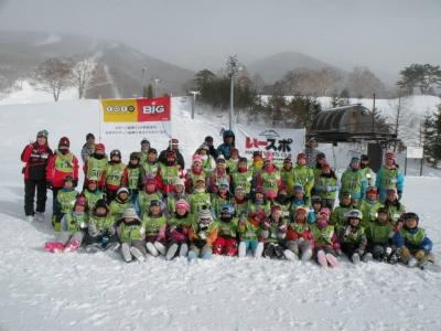 いーはとーぶスキー学舎2014 4日目