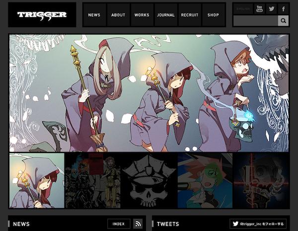TRIGGER WEB SITE