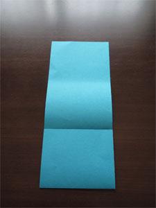 画用紙で作る