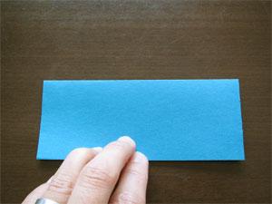 画用紙で簡単に作る