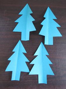 クリスマスカードを作る