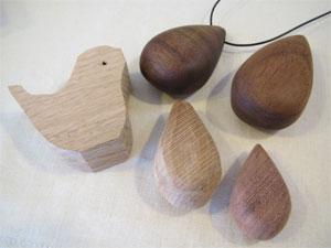 ペンダント木サンプル