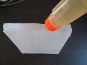 メモ用紙づくり