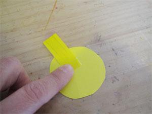 シュレッダーはさみで切り込みをつくると簡単