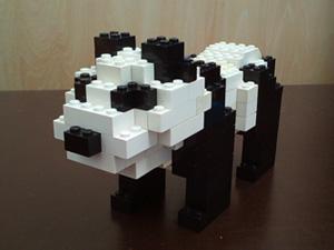 レゴで作る動物