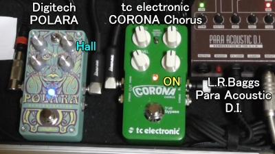 エフェクター polara corona chorus