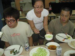 CELI カフェテリア Cooking.