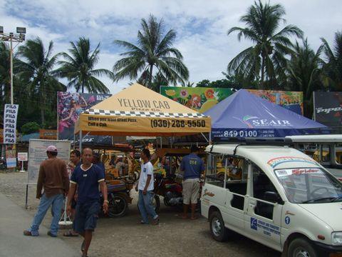 フィリピン ボラカイ島 旅行&観光