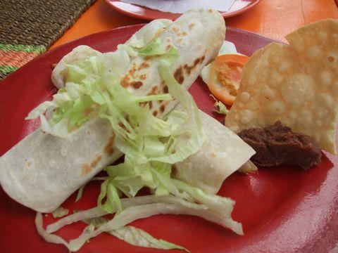 フィリピン ボラカイ島 レストラン(メキシコ料理)