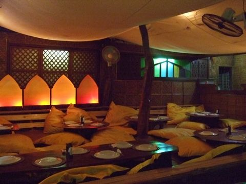 フィリピン ボラカイ島 旅行&観光  インド料理