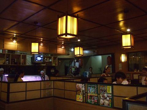 フィリピン セブ島 日本料理&温泉