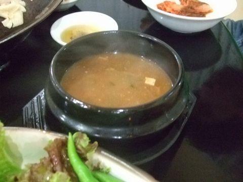 フィリピン セブ・マクタン島 韓国料理