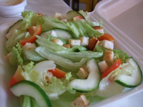 フィリピン セブ島 ファーストフード料理
