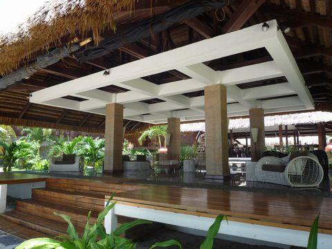 フィリピン ボホール島、パングラオ島 ホテル