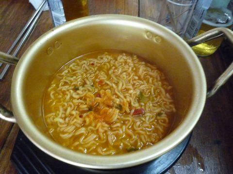 フィリピン セブ島 韓国料理レストラン